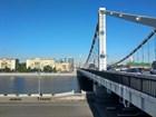 В Москве планируют построить четыре моста до конца года.