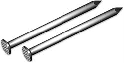 Гвозди строительные 8х300 мм - фото 4548