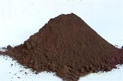 строительный пигмент темно-коричневый - фото 4575