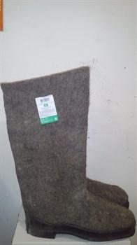 Обувь Валяная Грубошерстная Мужская 1Сорт - фото 4806