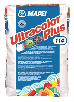 Затирка Ultracolor Plus Mapei белая 2 кг - фото 5139