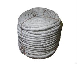 Асбестовый шнур 12мм - фото 5158