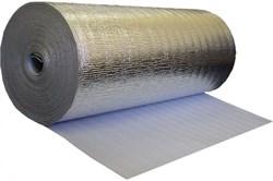 Пенофол фольгированный 5мм шириной 1.2м длинной 25м - фото 5171