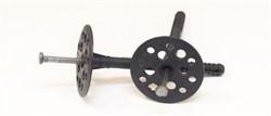 Грибки для теплоизоляции 10х100мм с металлическим гвоздем - фото 5176