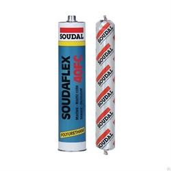 Герметик полиуретановый Soudalflex 40VTS серый - фото 5361