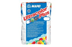 Затирка Mapei Ultracolor Plus №114 (Антрацит), 5кг - фото 5470