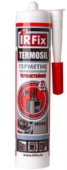 Герметик силиконовый термостойкий IRFIX TERMOSIL - фото 5522