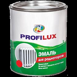 Эмаль для радиаторов белая Profilux 0,9кг - фото 5695