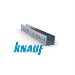 Профиль стоечный ПС Кнауф (Knauf) 50х50х3000х0,6мм - фото 5700