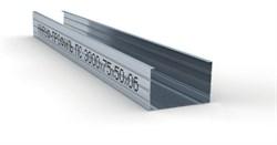 Профиль стоечный Кнауф (Knauf)  ПС 75х50х3000х0,6мм - фото 5703