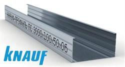 Профиль стоечный Кнауф (Knauf) ПС 100х50х3000х0,6мм - фото 5705