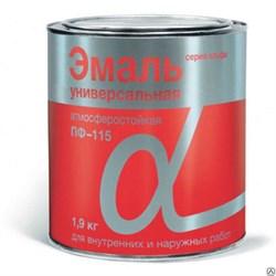 Эмаль Пф-115 Альфа салатовая, 1,9кг - фото 5798