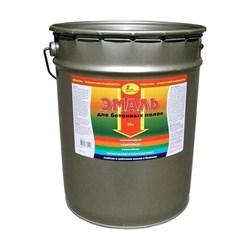 Эмаль для бетонных полов Новбытхим серый, 20 л - фото 5836