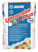 Затирка Ultracolor Plus Mapei белая 2 кг