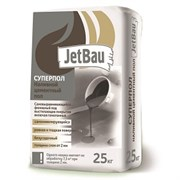 Наливной цементый пол JetBau