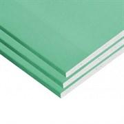 Гипсокартонный лист (ГКЛ) Магма ПлСтВ влагостойкий 2500х1200х9,5мм