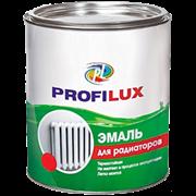 Эмаль для радиаторов белая Profilux 0,9кг