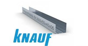 Профиль направляющий Кнауф (Knauf) ПН 50х40х3000х0,6мм