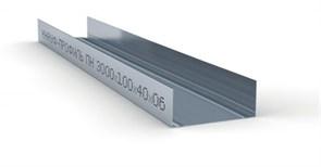 Профиль стоечный усиленный Кнауф (Knauf) ПС 100х40х3000х0,6мм