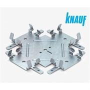 Крабы (Соединитель профилей 1-уровневый), Кнауф П 60х27х0,9мм